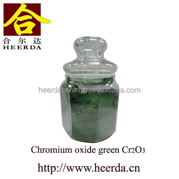 hot sale green pigment chromium oxide powder