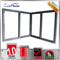 7 years warranty Australian standards aluminum profile windows and door