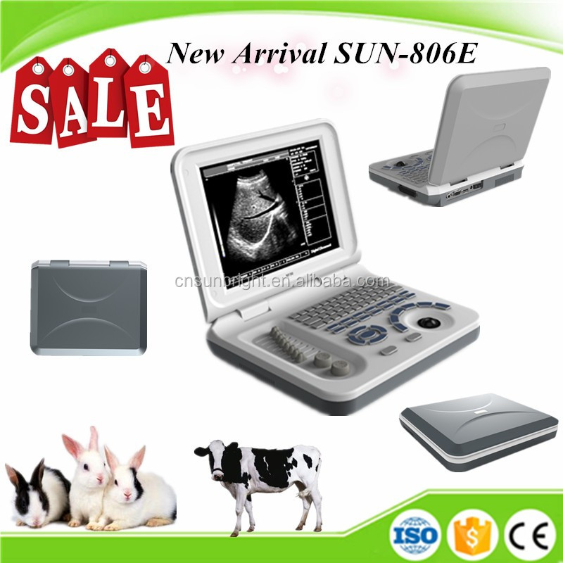 Vet ultrasound machine laptop ultrasound scanner vet clinic ultrasonic device