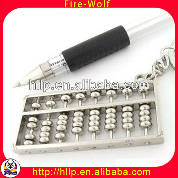 2013 style promotional abacus key chain