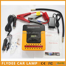 Guangzhou 7 in 1 Portable Car Jump Starter Power Bank Kits 16800mAh for Air compressor, USB and Work light