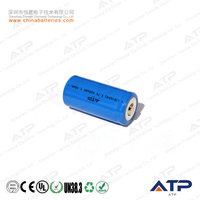 Factory price 16430 li ion battery / 3.7v 400mah battery 16430