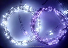 2016 Promotion rgb or single color Wedding Party Xmas outdoor string lights 10m 100 leds Christmas Light