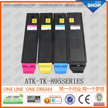 TK-895/896/897/898/899K/C/Y/M For Kyocera Copier/Printer Machine FS-C8020MFP/8025MFP