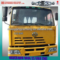 10 wheel hot sale SAIC IVECO HONGYAN left hand drive 290Hp 6X4 Tipper/Dump Truck (CQ3254SMG384)