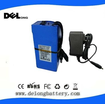 wholesale 12V external lithium ion battery pack