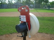 Baseball Softball Combo Pitching Machines