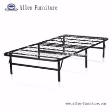 Bed fram High Quality Platform Folding Metal Bed Frame for size TWIN to CAL King