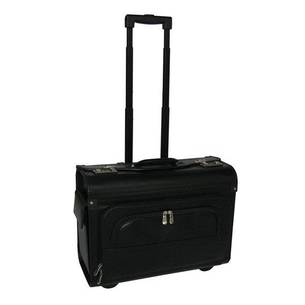 Top quality custom-made printing flight pc trolley case