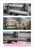 Manual Grade Stretch Film Producing Line; The Famous Brand of Plastic Film Machine