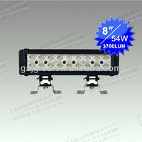 EXW Factory Price 54W Led worklamp /12V Led 4x4 worklight / Auto 4x4 accessories