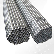 Tianjin SS Group ss400 sch40 ERW Pipe/Galvanized Steel Pipe/Hot Dipped GI Pipe Factory Price