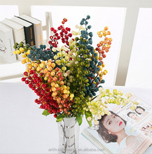 63cm plastic berry artificial berry for home decoration