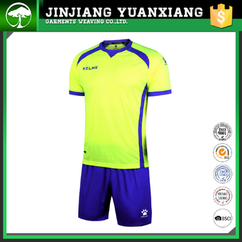 2016 hot selling football jersey soccer