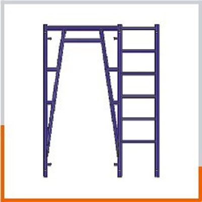 TSX-SF2063 Hot Galvanized China Trustworthy Manufacturer Construction Materials Scaffolding Frames