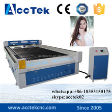 Good effect and stability 0-15mm plywood laser cutting machine,die board and metal cutting laser machine/USB control interface