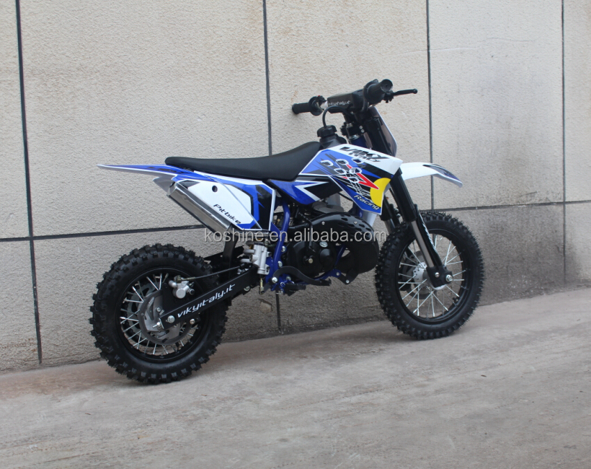 gas power 50cc Italy designed new pit bike dirt bike