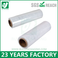 LLDPE Material and Stretch Film Type STRETCH FILM