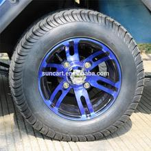 club car & ezgo golf cart tires with customized wheel(accept any color)