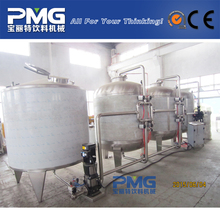 PMG-10T automatic high efficient water treatment filter / System