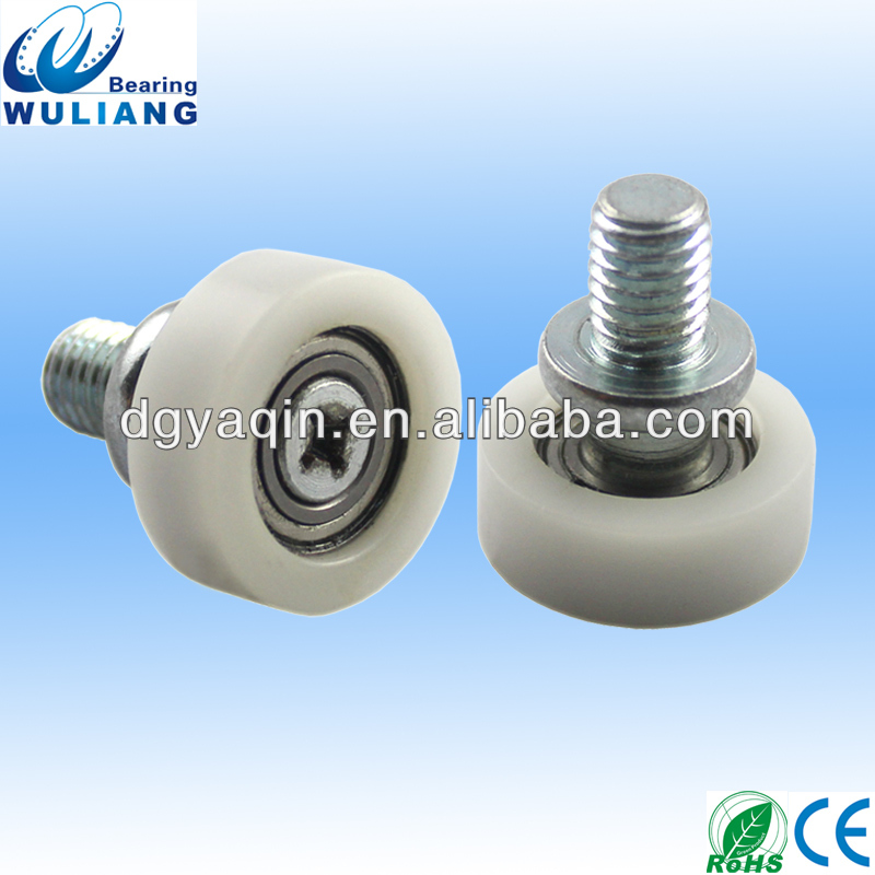 wardrobe sliding door wheel guide rail roller wheel
