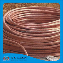 reduce resistance copper clad steel stranded conductor from China factory