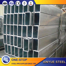 high quality Factory price rectangular pipe hollow section steel tube