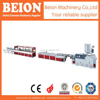 PLASTIC WPC FOAM DOOR PLATE EXTRUDERING PRODUCTION LINE, EXTRUSION MACHINE