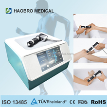 HAOBRO MEDICAL shock wave therapy equipment shockwave joint pain treatment machine