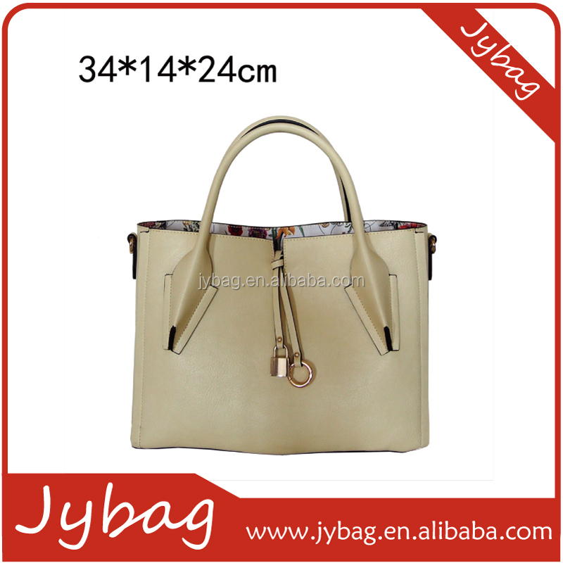 made in china open closure pu tote bags/cheap and good tote handbags/Ultralight casual soft tote bags