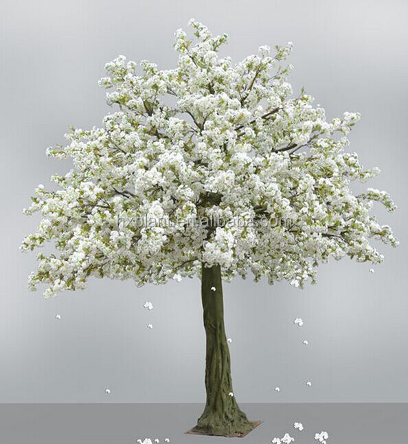 New products 8ft artificial white birch trees for wedding decoration