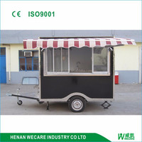 WK240 Superior Quality Popular Electric Mobile Food Kiosk/food truck/food car