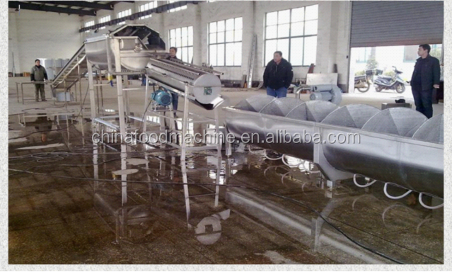 Chicken Paws Peeling Machine / chicken Feet Skin Removing Machine