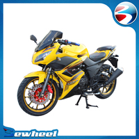 Bewheel hot sale 250cc super bikes powered racing motorcycle