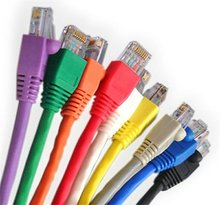High Quality High Speed Cat5/Cat5E/Cat6 Network Cable Patch Cord