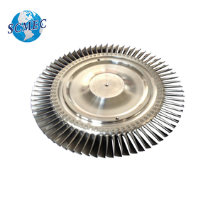 Shanxi hot sale best factory turbine disc for locomotive