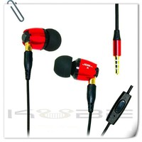 Shenzhen Factory Mobile Phone in ear earphones with mic