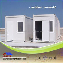 House Container 15FT Home Office CE Certificated Container House 20FT Steel structure modular homes