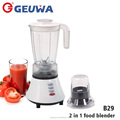 Geuwa high quality professional commercial blender B29 for hot sale
