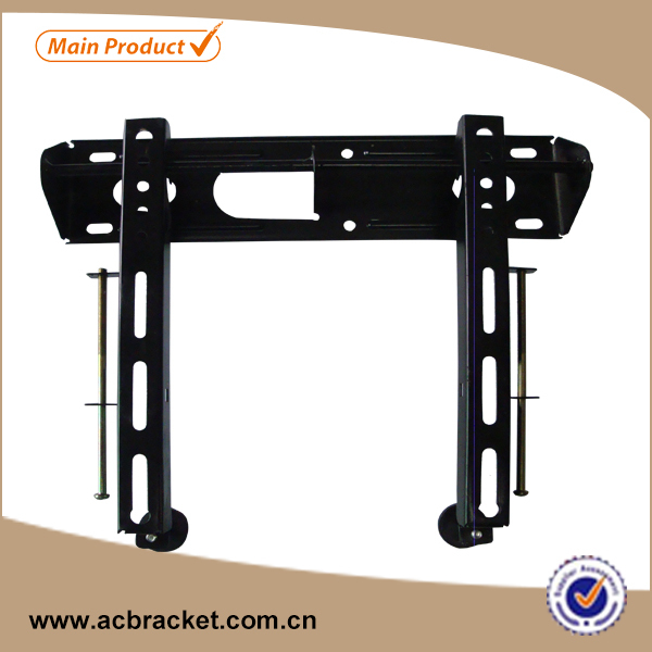 FACTORY WHOLESALE!! CE Certificated wall mount metal flat lcd led tv plasma tablet pc bracket stand