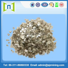 Muscovite oil drilling mica scrap