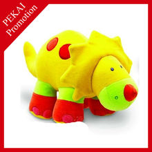 Fisher prices baby soft toys, plush lion baby car toys