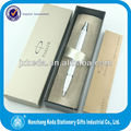 2014 Luxury executivr silver metal pen set