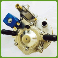 LPG gas vaporizers for LPG conversion kit with valve Regulator gas