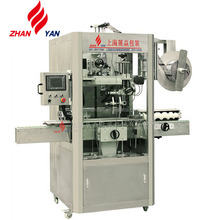 China Professional Manufacturer , Automatic Shrink Label Sleeving Machinery For Shrinking PVC, OPS, PET Labels
