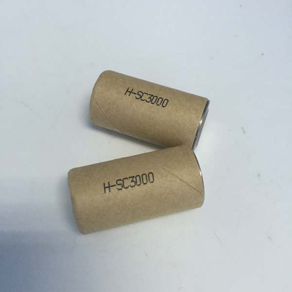 1.2V 3000mAh NiMH Sub C high discharge rate rechargeable battery for power tools