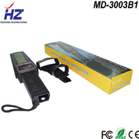 Hot selling portable cheap metal anti-theft examination hand-held metal detector