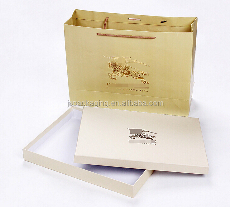 Customized luxury brand folding paper box board for products