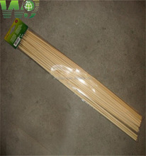 Wy-J276 bamboo dyed sticks led flower stick