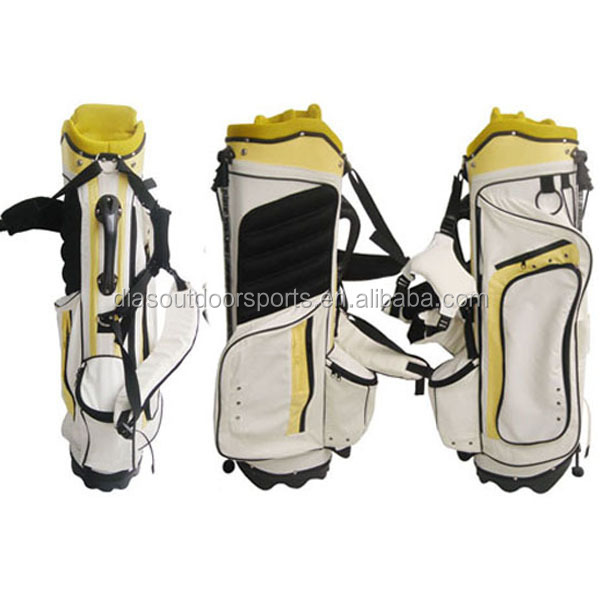 high quality golf stand bags factory